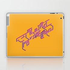 Stereo Laptop & iPad Skin