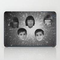 space face iPad Case