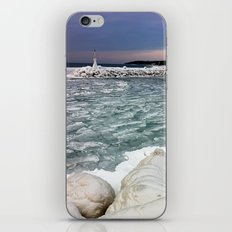 Sister Bay iPhone & iPod Skin