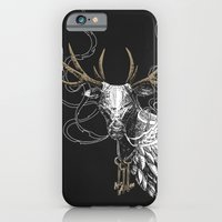 iPhone & iPod Case featuring Oh Deer! Light version by pakowacz