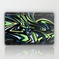 free flow Laptop & iPad Skin