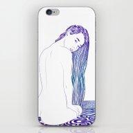 Water Nymph XX iPhone & iPod Skin