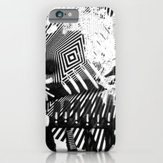 GRAY AND BLACK iPhone 6s Slim Case