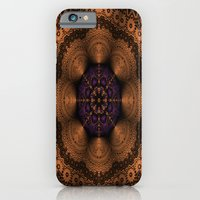 Copper Fantasia iPhone 6 Slim Case