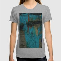 Swath Womens Fitted Tee Athletic Grey SMALL