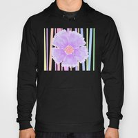 Spring Floral And Stripe… Hoody