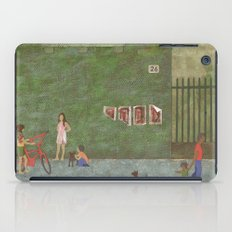 Street (Rue) iPad Case