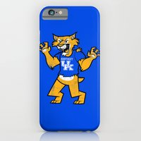 iPhone & iPod Case featuring Kentucky by jublin