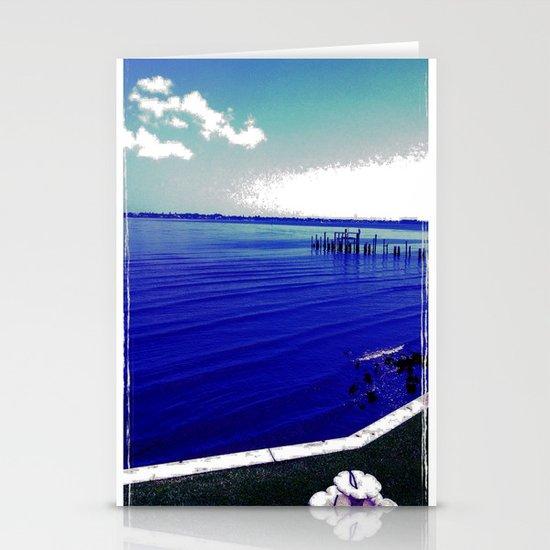 Verano Fresco Stationery Card