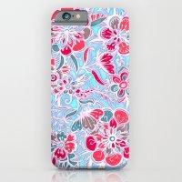 Sweet Spring Floral - Ch… iPhone 6 Slim Case