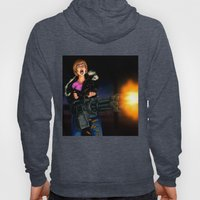 gatling girl Hoody