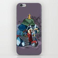 Trike Rider iPhone & iPod Skin
