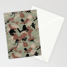 Endor Battle Camo Stationery Cards