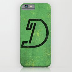 Letter D - Letter A Day Project iPhone 6 Slim Case