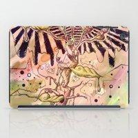 Magic Beans (Alternate colors version) iPad Case