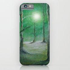Track 5: Green Winter iPhone 6 Slim Case