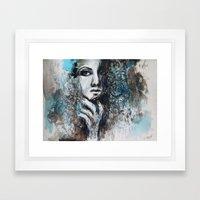 Absolution. Framed Art Print