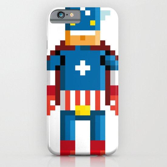 Pixelman America iPhone & iPod Case