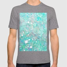 Marble Art V 17 #society6 #decor #buyart #lifestyle Mens Fitted Tee Tri-Grey SMALL