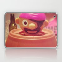 Pop-up Pirate Laptop & iPad Skin