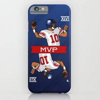 Eli - The SuperBowl MVP iPhone 6 Slim Case