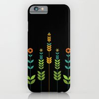 Simple Flowers iPhone 6 Slim Case
