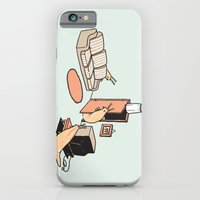 iPhone & iPod Case featuring Cruel Joke by tenso GRAPHICS