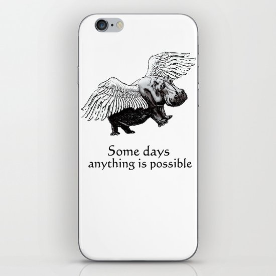 Some Days iPhone & iPod Skin