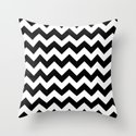 Chevron. Throw Pillow