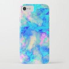 Electrify Ice Blue Slim Case iPhone 7