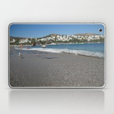 Seagull Beach Greece Laptop & iPad Skin