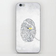Hot Scent iPhone & iPod Skin