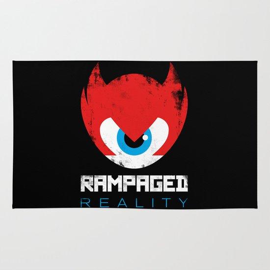 Rampaged Reality Area & Throw Rug