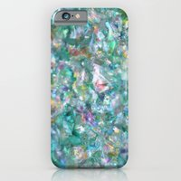 iPhone Cases featuring Mermaidia by Lisa Argyropoulos