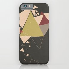 Exploding Triangles//Three iPhone 6s Slim Case
