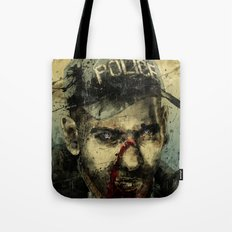 Lame Brain Shane Tote Bag