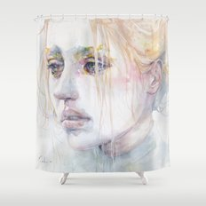 imaginary illness Shower Curtain