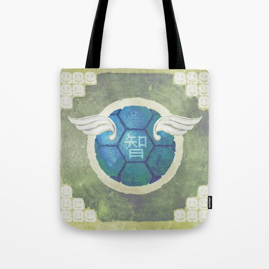 Troopa of Wisdom Tote Bag