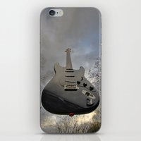 Air Guitar iPhone & iPod Skin