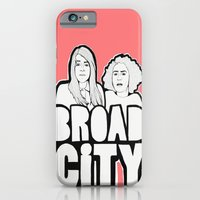 Broad City iPhone 6 Slim Case