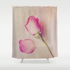 Hazy Rose Shower Curtain