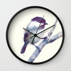 Bird // Trust Wall Clock