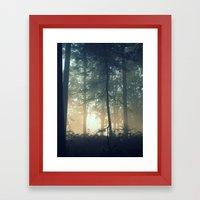 Find Serenity Framed Art Print