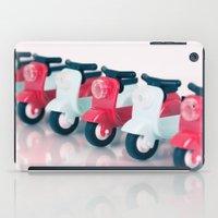 Zoom Zoom iPad Case