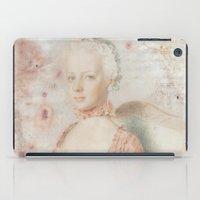 Marie Antoinette 7up iPad Case