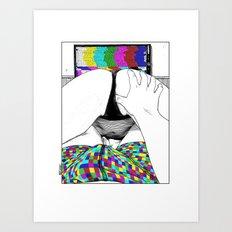 Asc 511 - L'extatique … Art Print