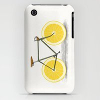 iPhone 3Gs & iPhone 3G Cases featuring Zest by Speakerine / Florent Bodart