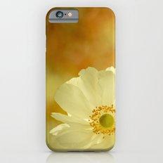 The last flower of autumn iPhone 6 Slim Case