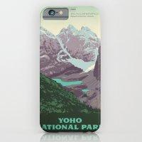 Yoho National Park Poste… iPhone 6 Slim Case