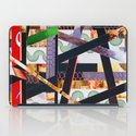 Ruben (stripes 19) iPad Case